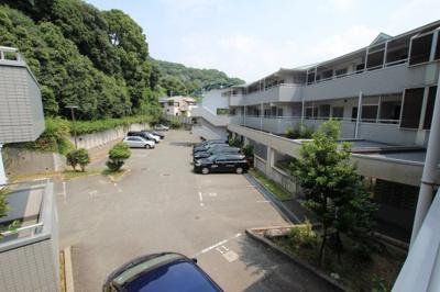 【駐車場】高倉山ハイツ