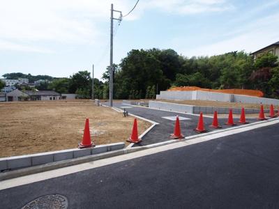 【外観】保土ヶ谷区新桜ケ丘1丁目全9棟 新築戸建【成約】