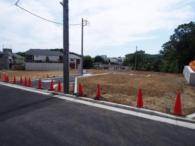 【外観】保土ヶ谷区新桜ケ丘1丁目全9棟 新築戸建