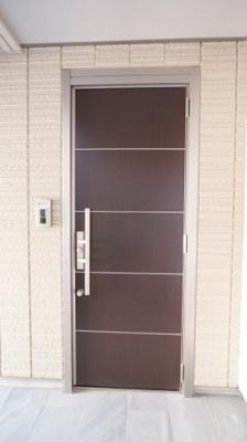 【玄関】カーサ フェリーチェ