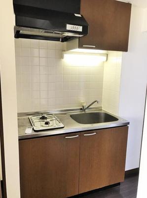 スパシエ巣鴨のキッチンでお料理をお楽しみください