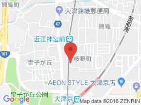 【地図】スカイ・エース・ダイカ