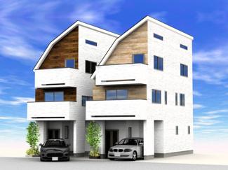 建物プラン例 A区画:建物価格1640万円、建物面積93.12㎡