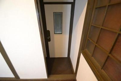 【玄関】ワンズメゾン六甲