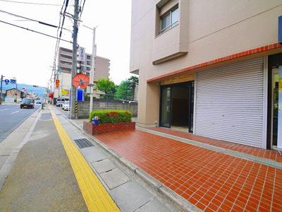 【外観】ハイツ奈良