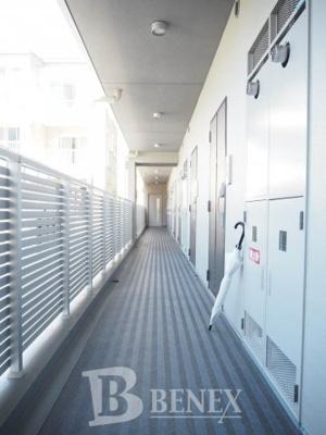 コンフォリア新宿の共用部分です