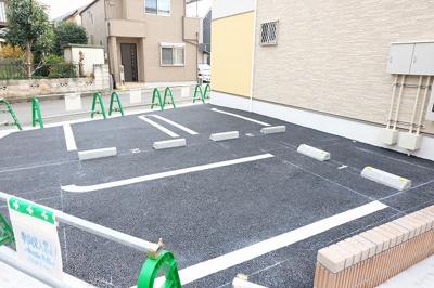 【駐車場】ハリス