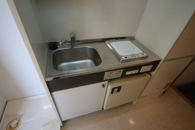 【キッチン】サンハウス王子公園