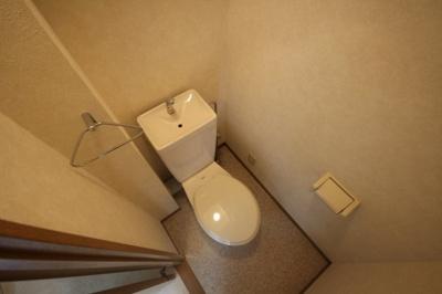 【トイレ】サンハウス王子公園