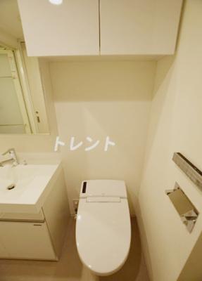 【トイレ】プラウドフラット浅草橋Ⅲ