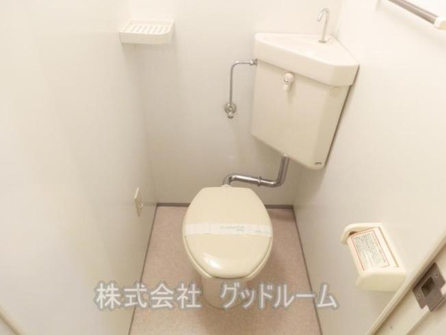 【トイレ】ミラダリッジ