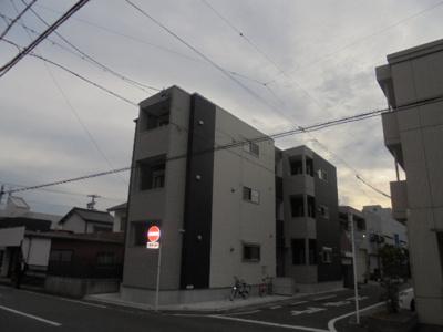【外観】ハーモニーテラス天塚町Ⅱ