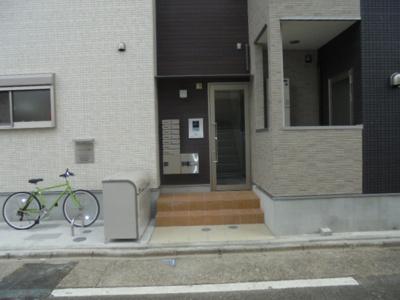 【エントランス】ハーモニーテラス天塚町Ⅱ