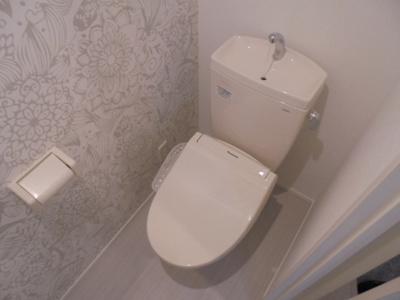【トイレ】ハーモニーテラス天塚町Ⅱ