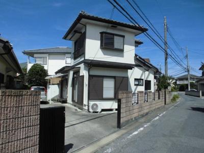 【外観】青柳町貸住宅