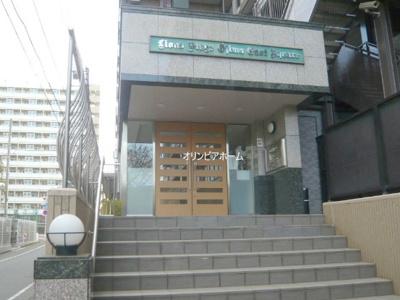 東大島駅7分 ペット 可 オートロック 平成12年築