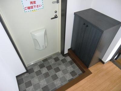 【玄関】リーガルコート塚口
