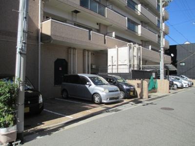 【駐車場】エクセルシティ御崎公園