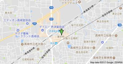 【地図】サンセール (株)Roots