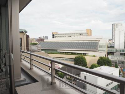 パークハウス新宿若松町の展望