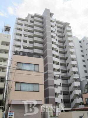 パークハウス新宿若松町の外観です