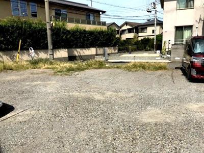 【外観】【売地】河西中学校区・56439