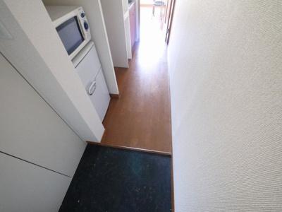 2ドア冷蔵庫・電子レンジ