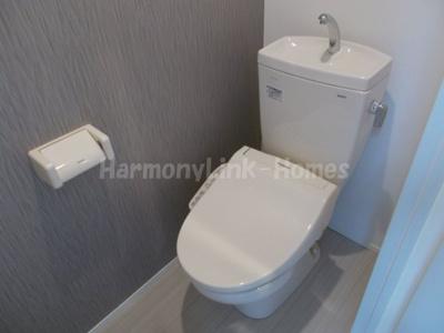 メゾンクレールのトイレ☆