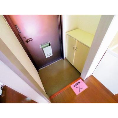 【玄関】フォレスト常念