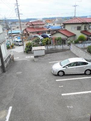 【駐車場】パークハイツ