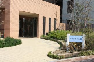ルイシャトレ鳳の外観 総戸数169戸