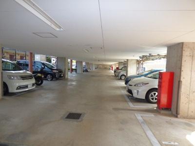 【駐車場】マンション・フォルツーナ