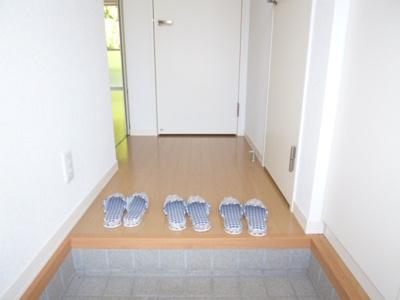 【玄関】フォルテA