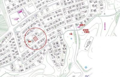 【地図】倉敷市徳芳の売地