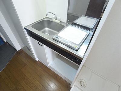 【キッチン】アコルデパルク下山手