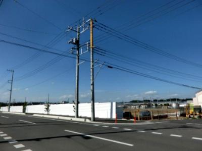 徒歩2分に『ピアタウン鴻巣』開業予定(H31・3)。