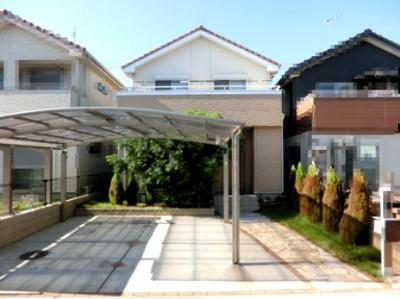 【前面道路含む現地写真】鴻巣市原馬室◆築浅中古住宅◆