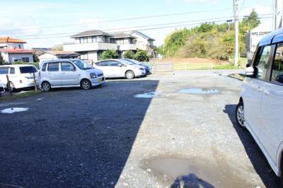 【駐車場】コーポ富田