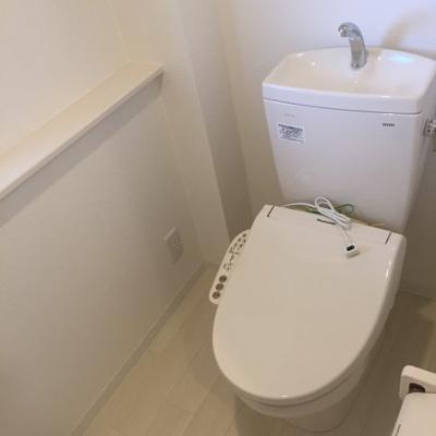 【トイレ】OS・SKYマンション鹿子