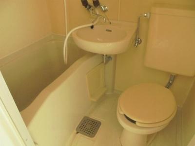【トイレ】オックスフォード今川
