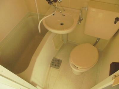 【浴室】オックスフォード今川
