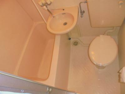 【浴室】リバープラザ駒川