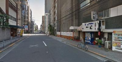 大阪市中央区内淡路町 店舗