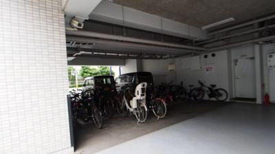 【駐車場】アーバンシティ上本町(事務所)