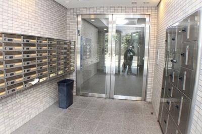 【エントランス】アーバンシティ上本町(事務所)
