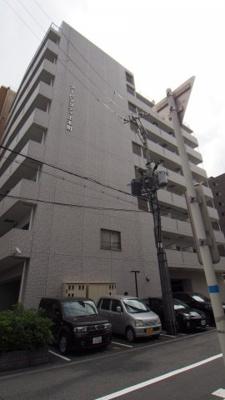 【外観】アーバンシティ上本町(事務所)