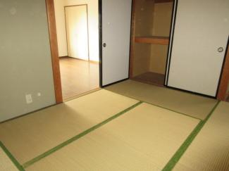 【和室】ヴィレッジ足門Ⅲ