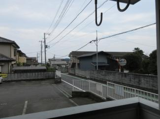 【展望】ヴィレッジ足門Ⅲ