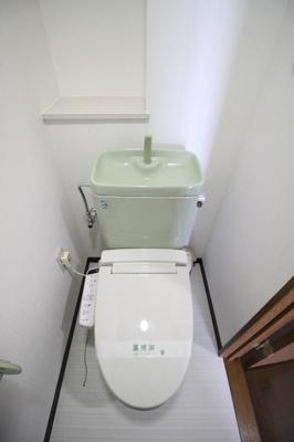【トイレ】グランメゾン福成