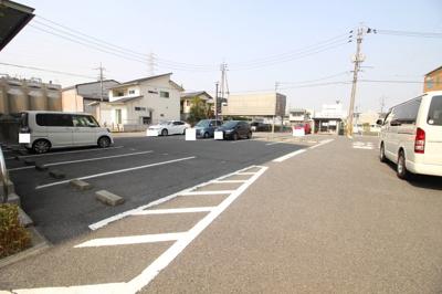 【駐車場】グランメゾン福成